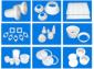 供应电磁感应加热隔热陶瓷纤维异形件